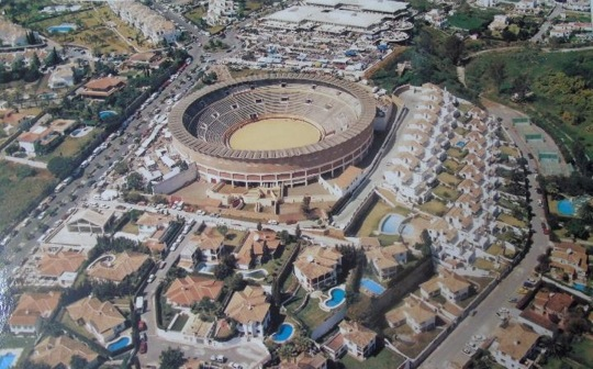 Puerto Banús bullring to become a centre of culture and leisure