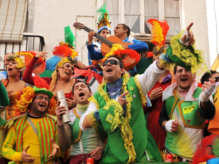 (English) A touch of Rio in Europe's sunniest festival
