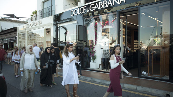 (English) End of Ramadan sees the arrival of luxury Arab visitors to Marbella