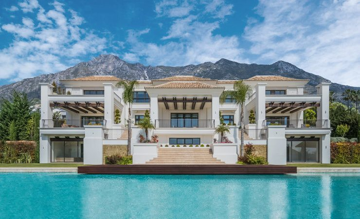 (English) The finest properties for sale in Sierra Blanca, Marbella