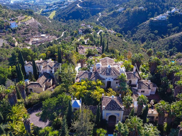 El Madroñal – country chic just outside Marbella